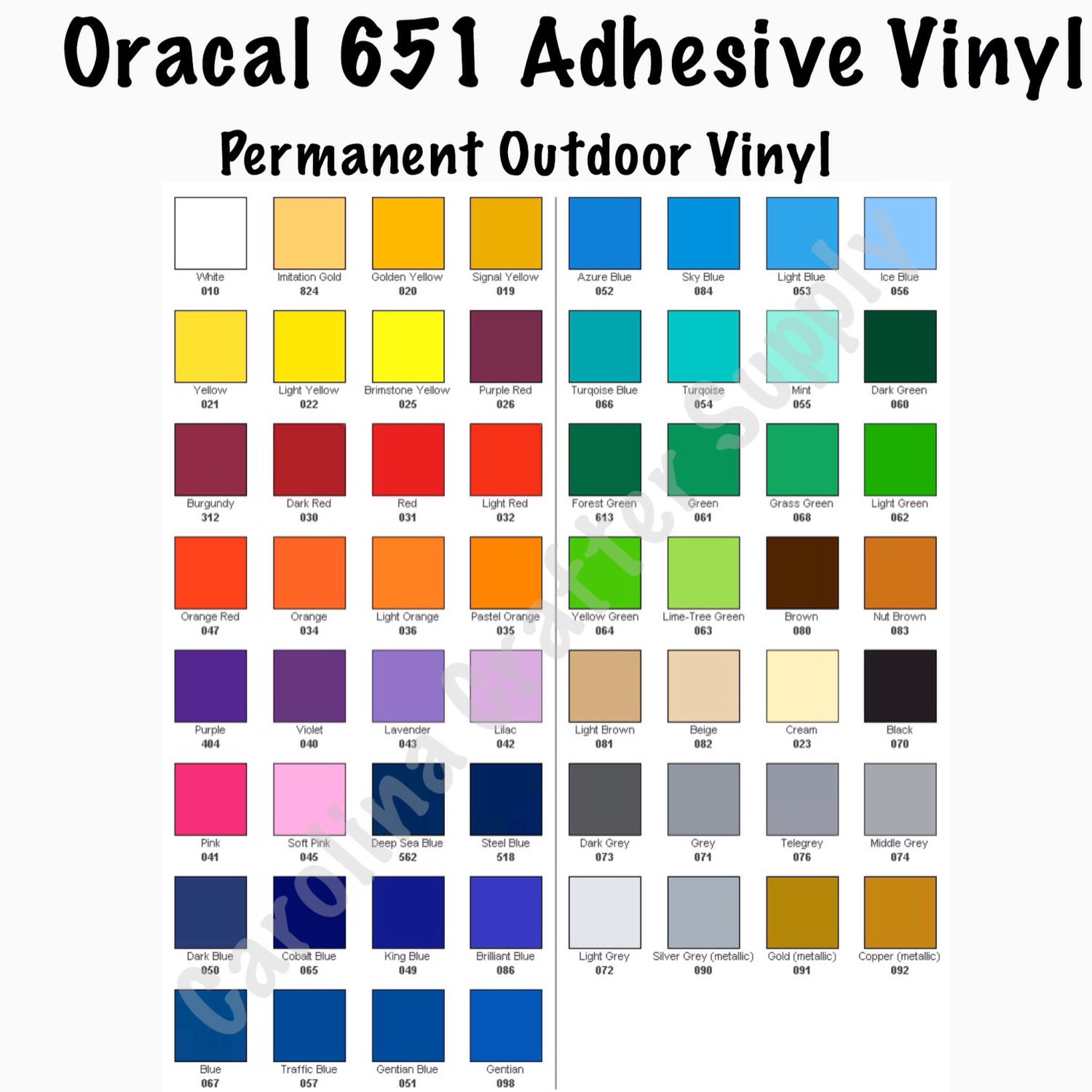 Vinyl sheets for crafts - Like This Item