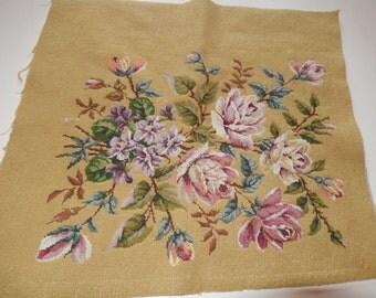 ANTIQUE PETITE POINT Fabric