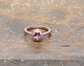 Aditi hexagonal ring