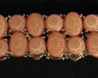 Copper & Gold Bracelet