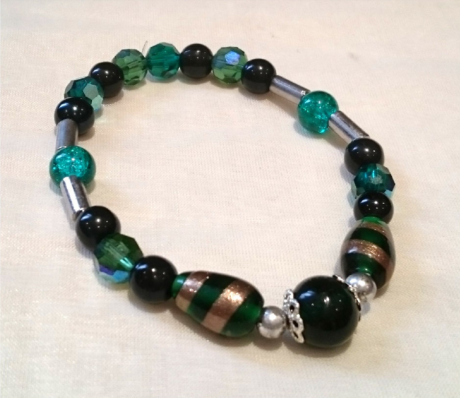 Avengers Series Loki Bracelet by SparklyMog on Etsy