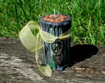 Goddess Diana Candle ~ Goddess Candle ~ Wicca Goddess Candle ~ Witch's Candle ~ Deity Candle ~ Ritual Candle ~ Altar Candle ~ Mystics Realm