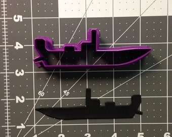 Fishing Boat 100 Cookie Cutter