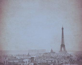 Parisian Backdrop - Cobalt