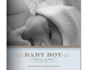 Newborn Baby Boy Album