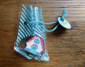 SALE! Too Cute Vintage Little House Rubber Eraser - 80's Japan - Carinissima Gommina da Collezione Casina