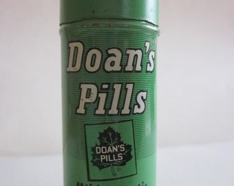 Vintage Pill Bottle