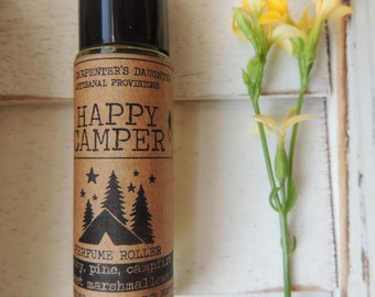 Happy Camper Perfume Oil Roller