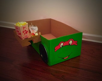 Drive in movie kit, drive in movie party, Teenage Mutant Ninja Turtle drive in movie kit, Movie Party, Drive- in Movie, Movie Night, Birthda