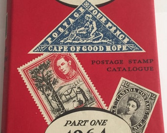 Stanley Gibbons Postage Stamp Catalogue Part 1 1964 British Commonwealth