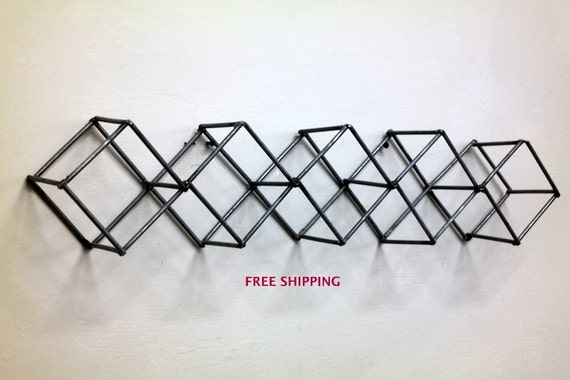 3d Wall Art 3d wall art // industrial sculpture // sculpture // wire //
