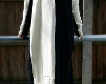 Abaya. linen abaya