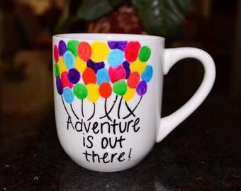 Up inspired Mug