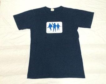 Clearance sale - vintage G.I Joe t shirt movie cartoon character size large usa  made