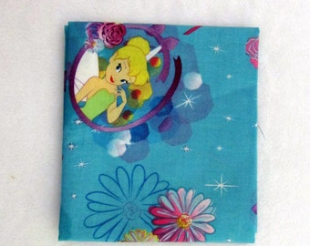 Fat Quarter, Disney Tinkerbell Cameo Fabric Package 231