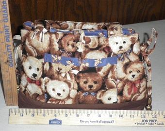 Teddybear Purse