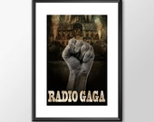 Radio GaGa - Queen and Fr...