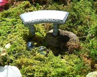 Miniature bench