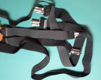 Paris Free Swing Suspenders