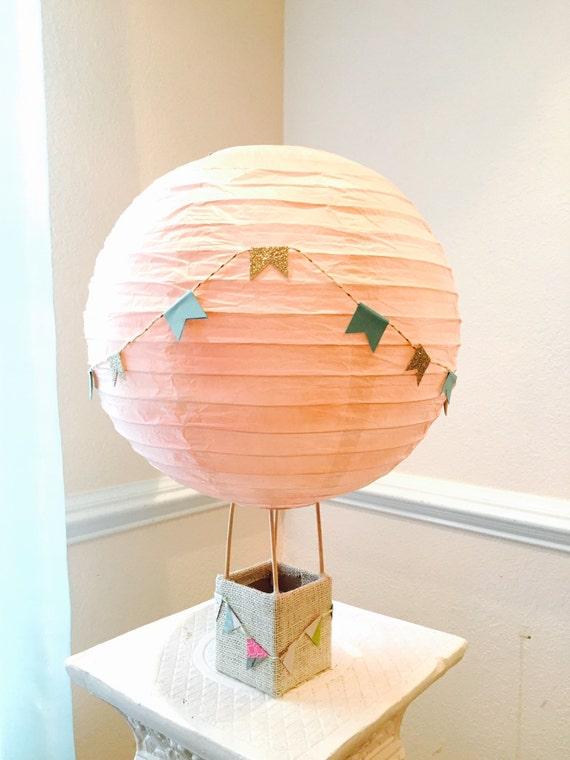 Pink Balloon Centerpiece : Posh Soiree