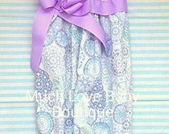 Baby Girl Coming Home Gown