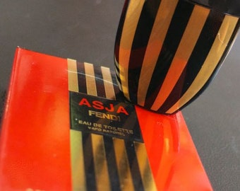 Vintage Asja by Fendi edt, 20ml-0.68fl.oz. RARE LIMITED EDITION, Discontinued!!