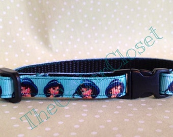 Jasmine Style Princess Turquoise Unofficial Cat Collar