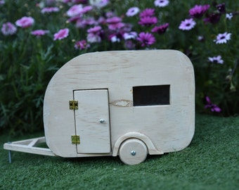 Fairy Garden Caravan