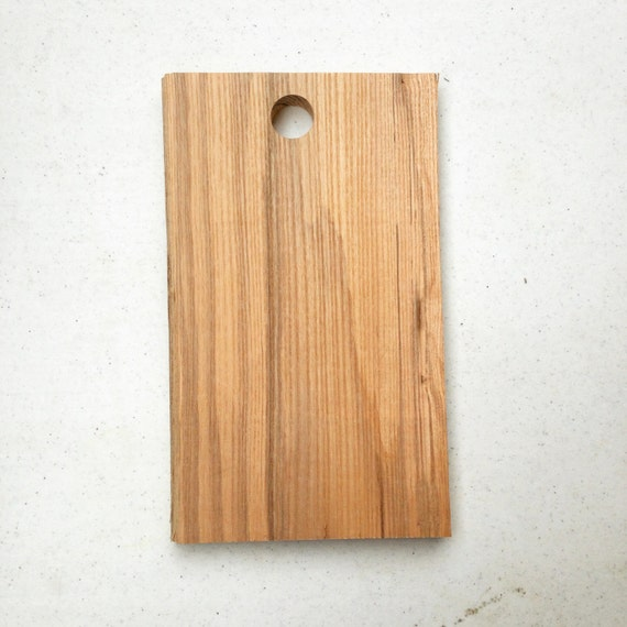 Hardwood Cutting Board - Ash