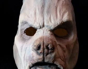 Latex Pittbull Mask