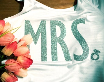 Mrs with ring tank
