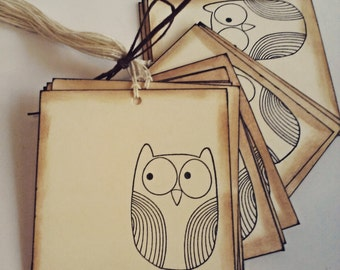 "Shop ""owl gifts"" in Craft Supplies & Tools"