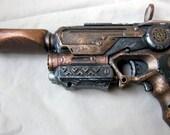 Steampunk Inspired Nerf gun!