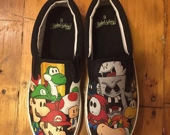 Men's Mario Slip On Shoes