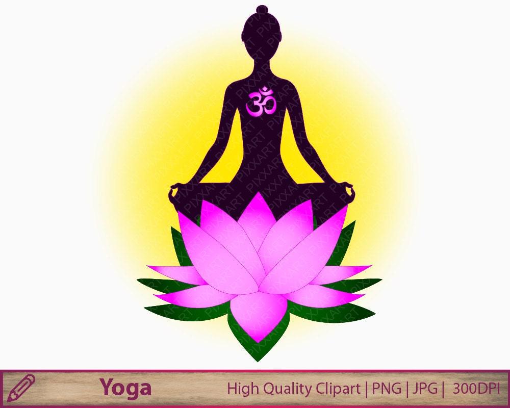 clipart yoga - photo #48