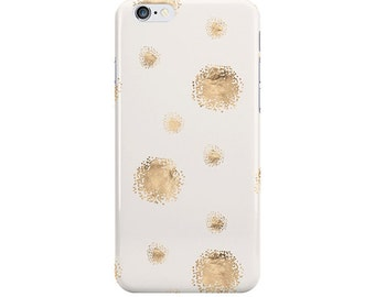 Dots iPhone Case, iPhone 6, iPhone 6 Plus, iPhone 5/5s, Dots Samsung Galaxy Case, s5, s4, s3, Sandy, NewSerenityStudio