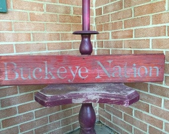 """Order your favorite team today! """"Buckeye Nation"""""""