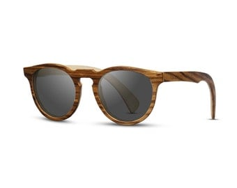 SECOND | Zebrawood & Maple