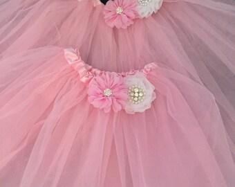 Embellished Pink TuTu's