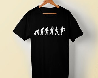 Evolution of Rugby Tshirt for Men, Women and Kids