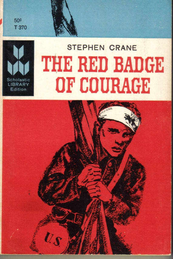 an essay on the red badge of courage Red badge of courage this essay red badge of courage and other 63,000+ term papers, college essay examples and free essays are available now on reviewessayscom.