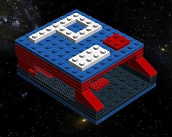Instruction Guide: Raspberry Pi 2 Lego® Case