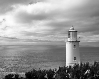 Trevose Head Lighthouse -  8x8 Photographic Print
