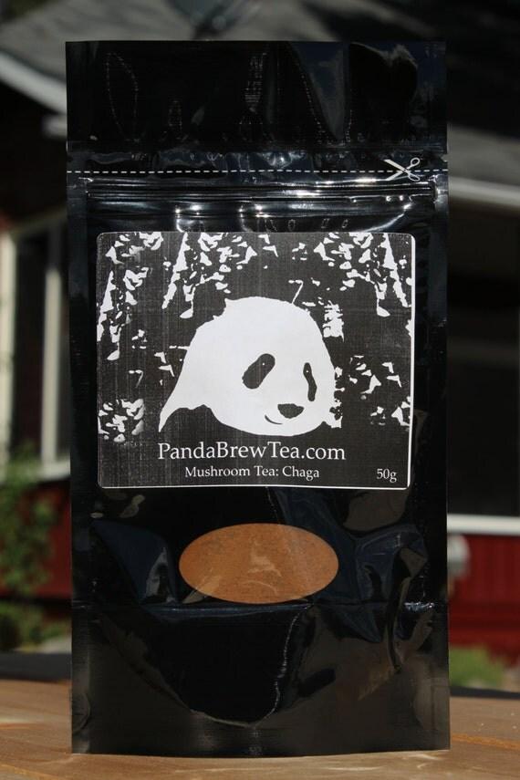 Organic Canadian Chaga Loose Tea