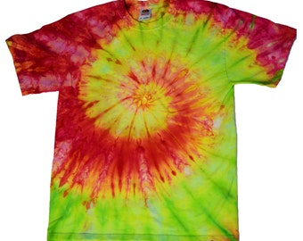 One Of A Kind Tie Dye Shirt Size M