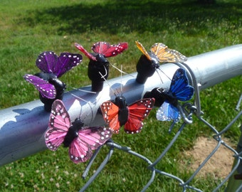 6 Piece Butterfly Geocache Containers
