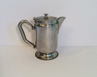 Vintage Legion Utensils Creamer Pitcher