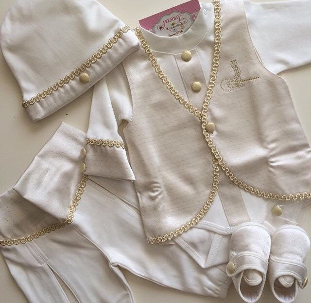 Taufe taufe baby junge outfit taufset erste kommunion - Taufe outfit junge ...