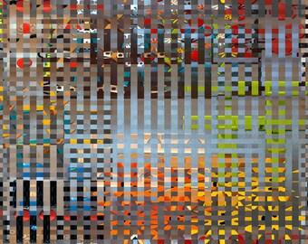 ESASPERATO  -  abstract digital artwork