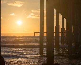 Ocean Beach Sunset/Pier